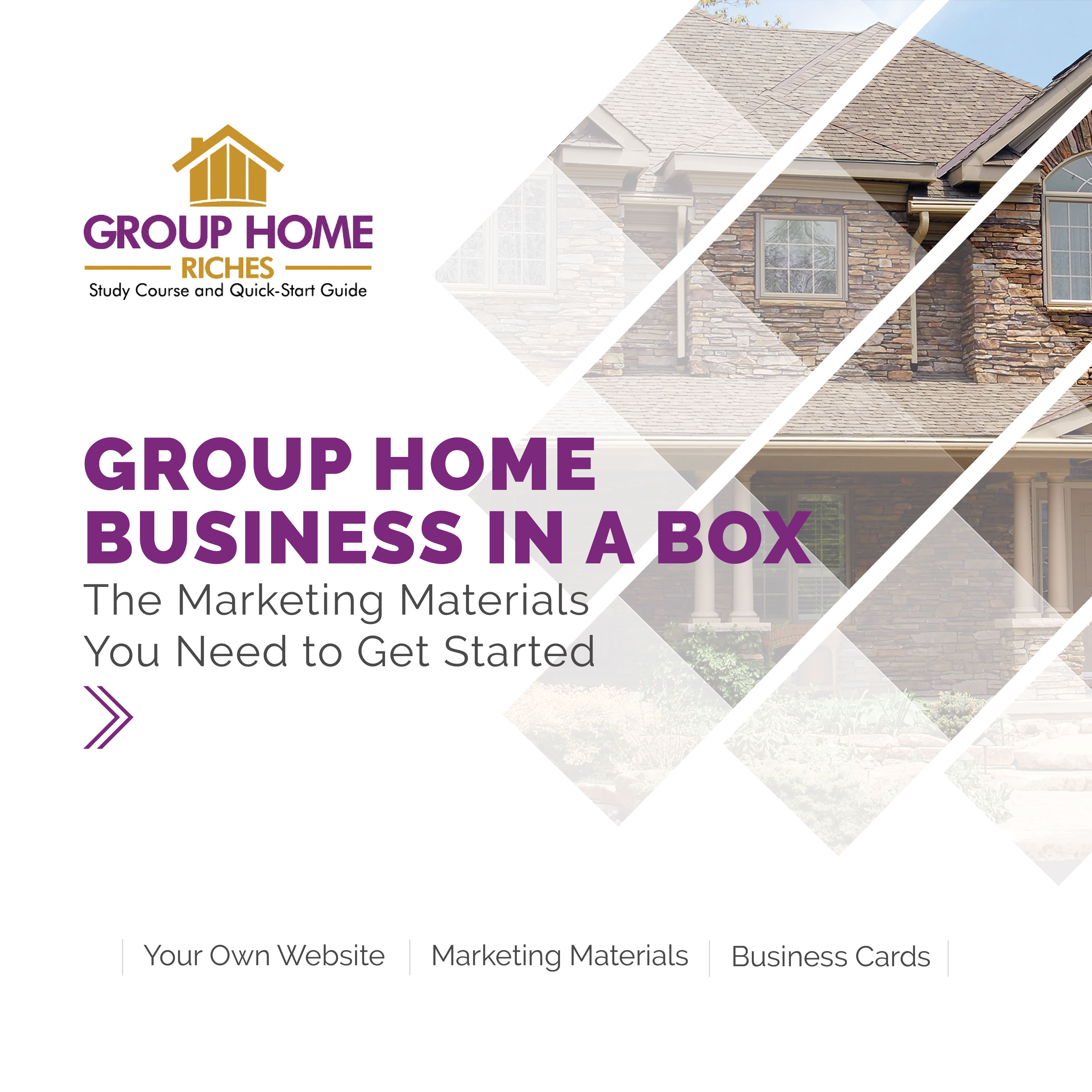 Business in a Box - Group HomeRiches